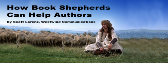 How Book Shepherds Can Help Authors